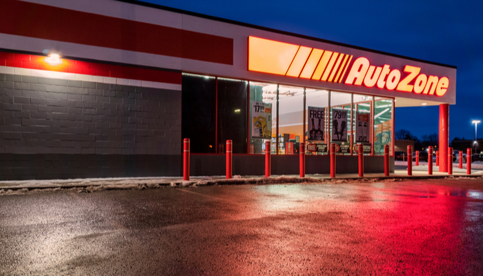 Mixed bag for AutoZone in fiscal Q1