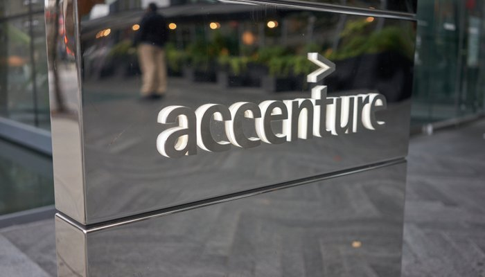 Accenture posts strong quarterly results