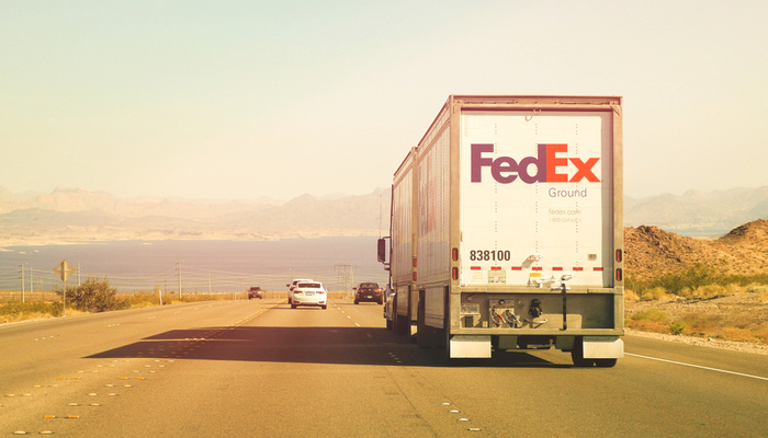 FedEx reported better-than-expected quarterly results