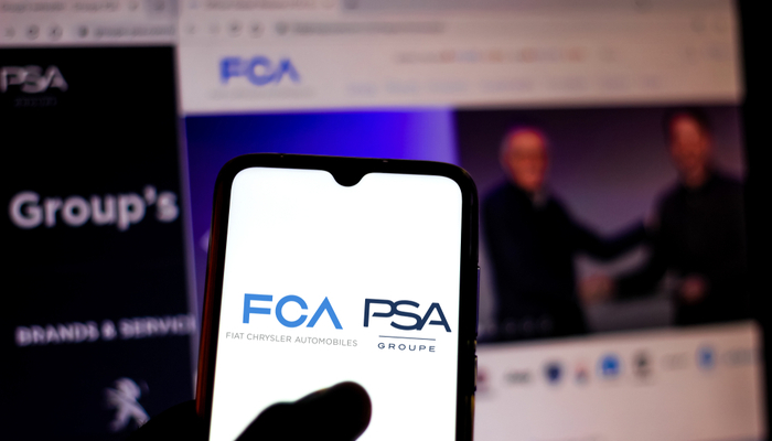 Fiat Chrysler and PSA Groupe merged into Stellantis