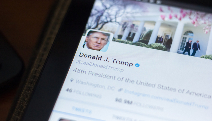 Twitter and Facebook temporarily block President Trump's accounts amid riot instigation