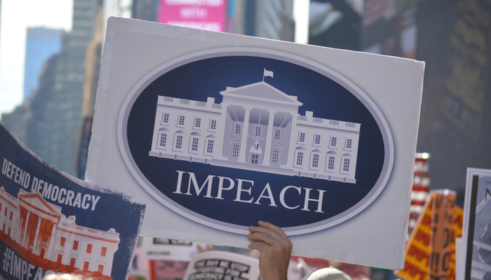 Trump's impeachment was in focus - Wednesday Review, January 13