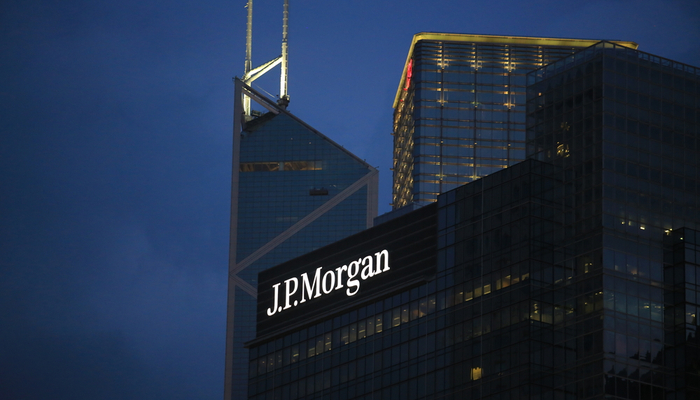 JP Morgan beat estimates in Q4
