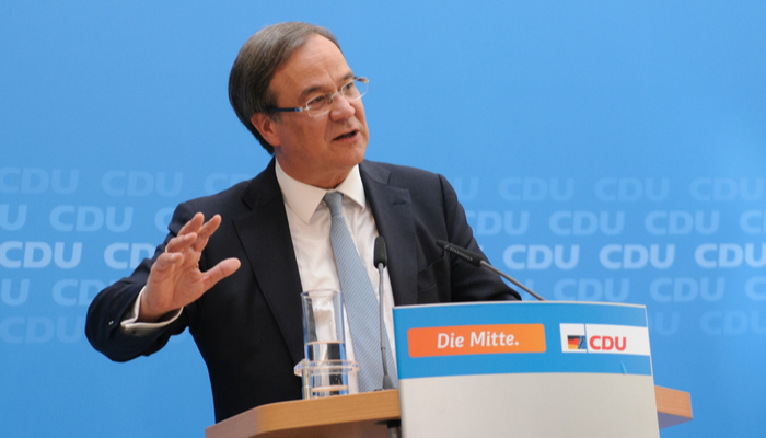 Meet Armin Laschet – the new leader of CDU
