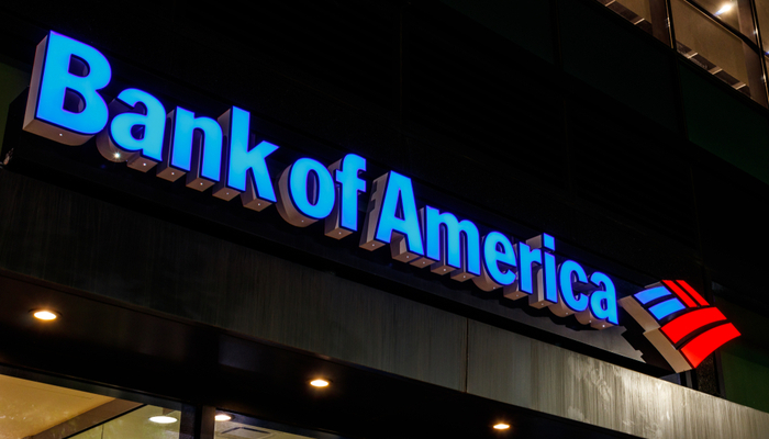 Surprising quarterly results from Bank of America