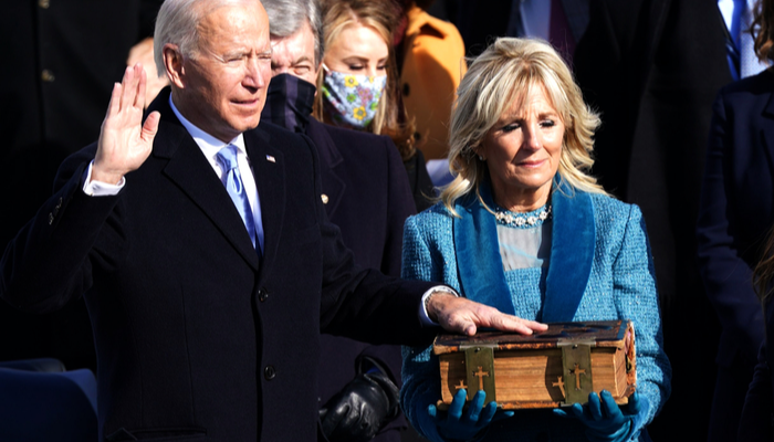 Wall Street hits records as Biden takes office - Wednesday Review, January 20