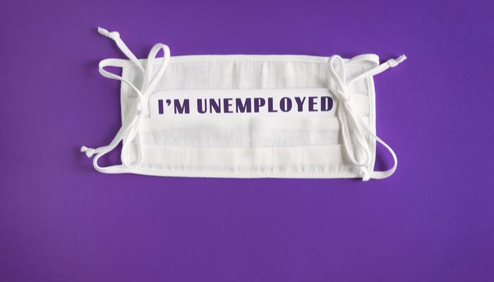 جاءت أرقام مطالبات البطالة أقل من التقديرات