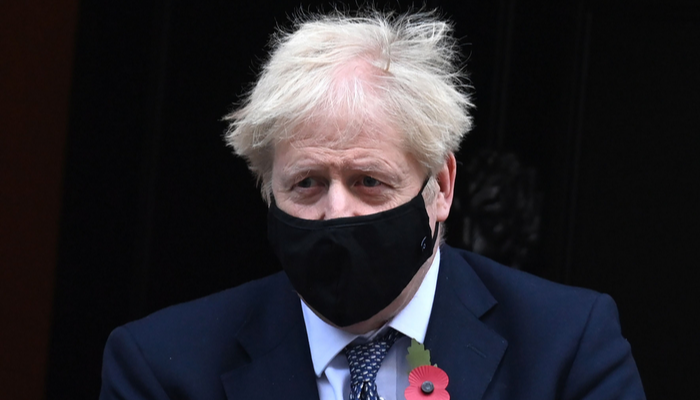 Johnson announces new lockdown in UK