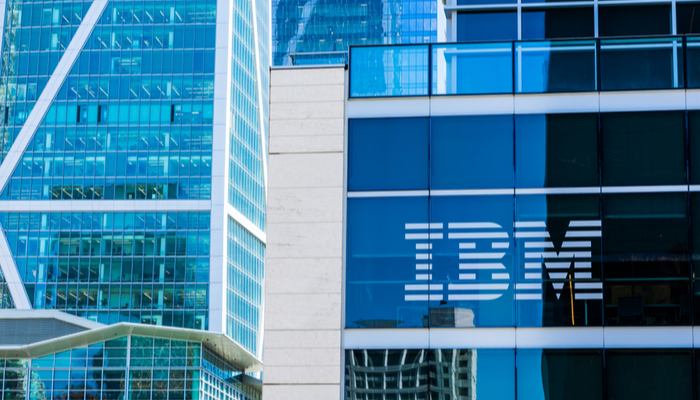 IBM revenue continues to decline