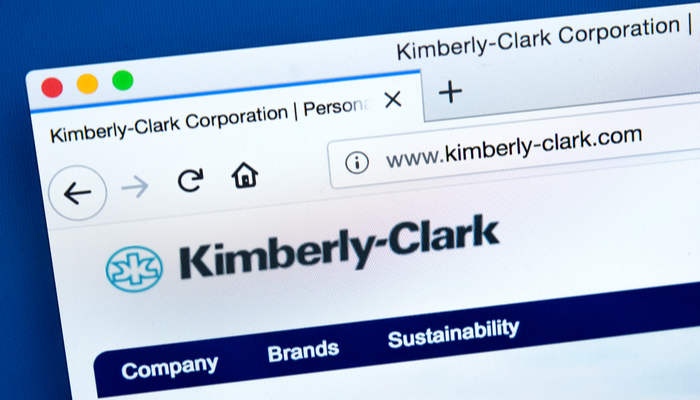 Higher-than-expected Q4 results for Kimberly-Clark