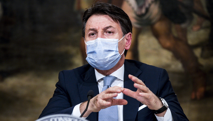 Giuseppe Conte to resign after COVID-19 criticism
