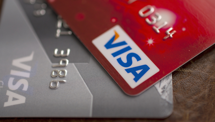 Visa tops forecasts