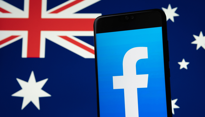Facebook caused news blackout in Australia