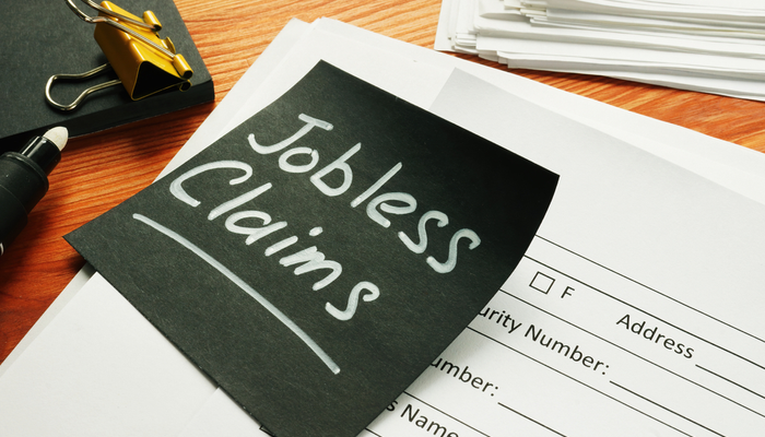 Unexpected rise of the US unemployment claims