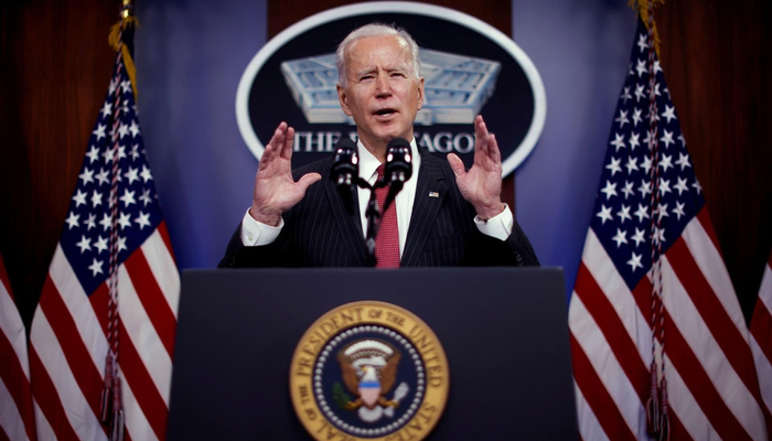 President Biden presents his $2 trillion infrastructure plan, the U.S. Dollar surges – Market Overview