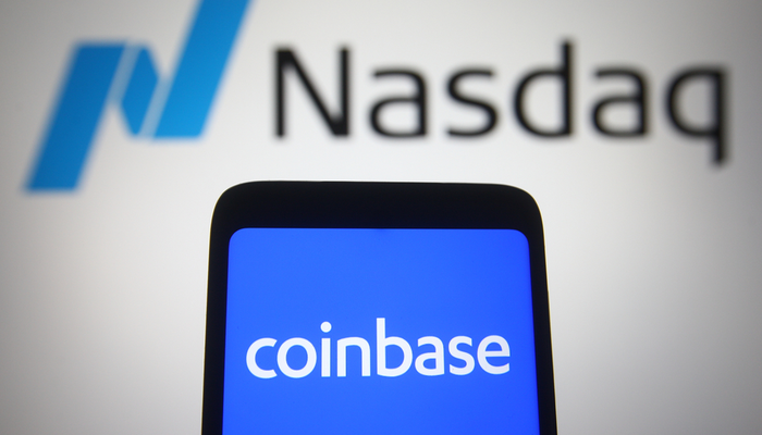 Coinbase – NASDAQ direct listing