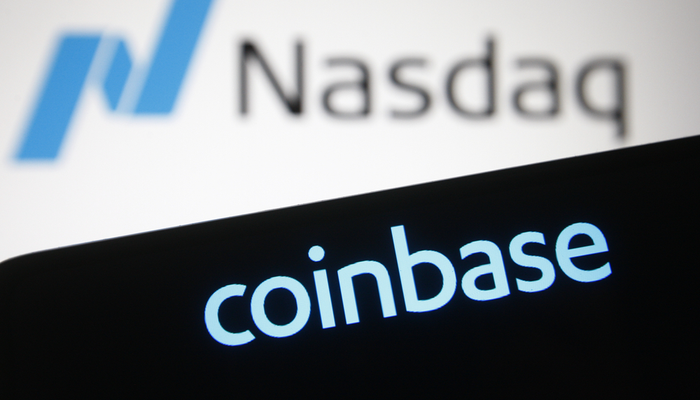 Impressive market debut for Coinbase