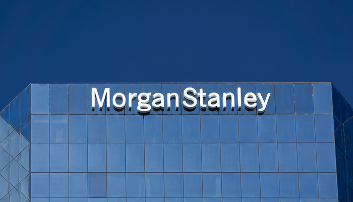 Strong quarter for Morgan Stanley