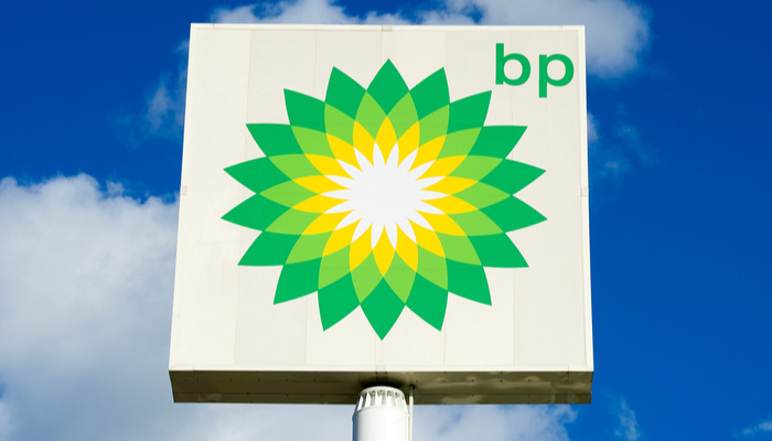 British Petroleum topped first-quarter consensus