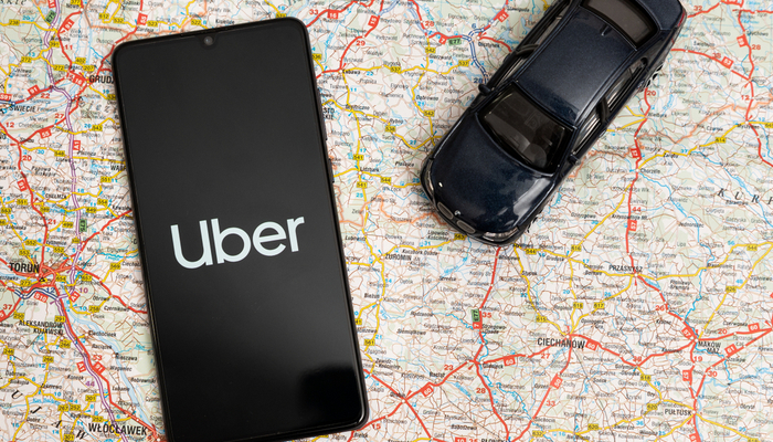 Mixed quarterly figures for Uber