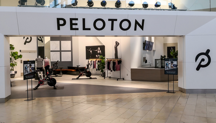 Peloton topped earnings expectations