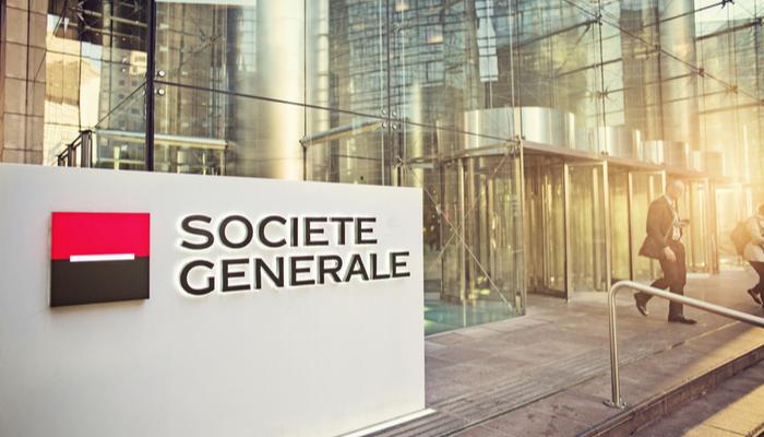 ربع سنة مالية أول مثير للإعجاب لبنك Société Générale