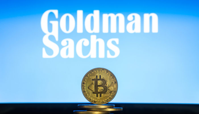 Goldman Sachs officially launches the crypto desk