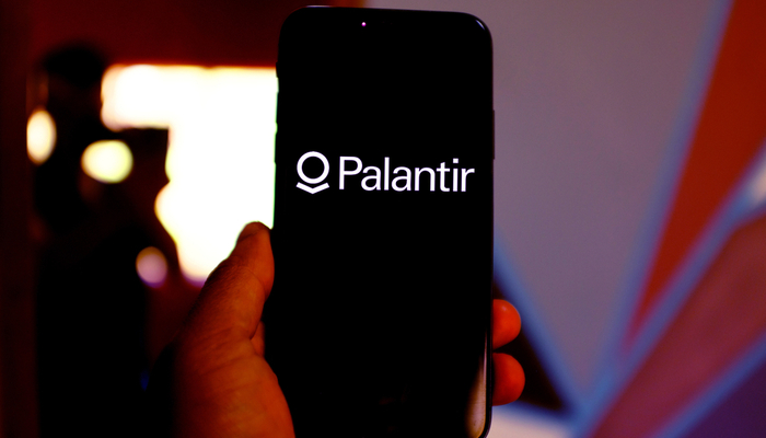 Palantir topped estimates with its quarterly figures