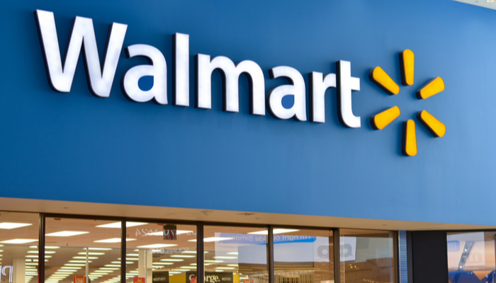 Robust quarterly growth for Walmart