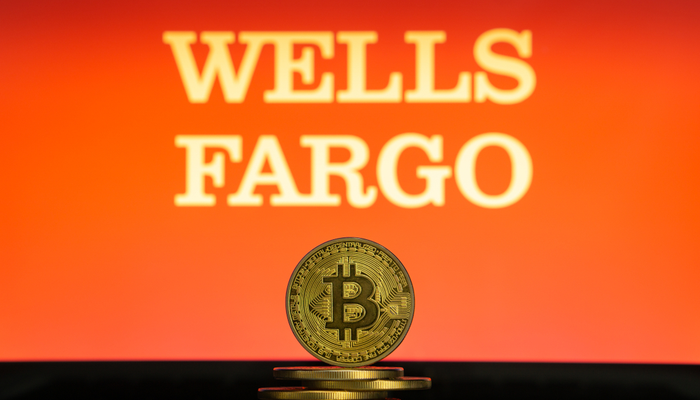 Wells Fargo is set to provide crypto funds for wealthy clients