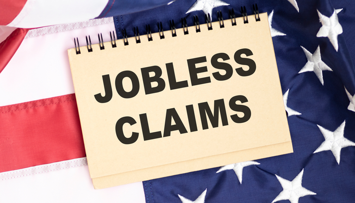 A new post-pandemic low for the unemployment claims