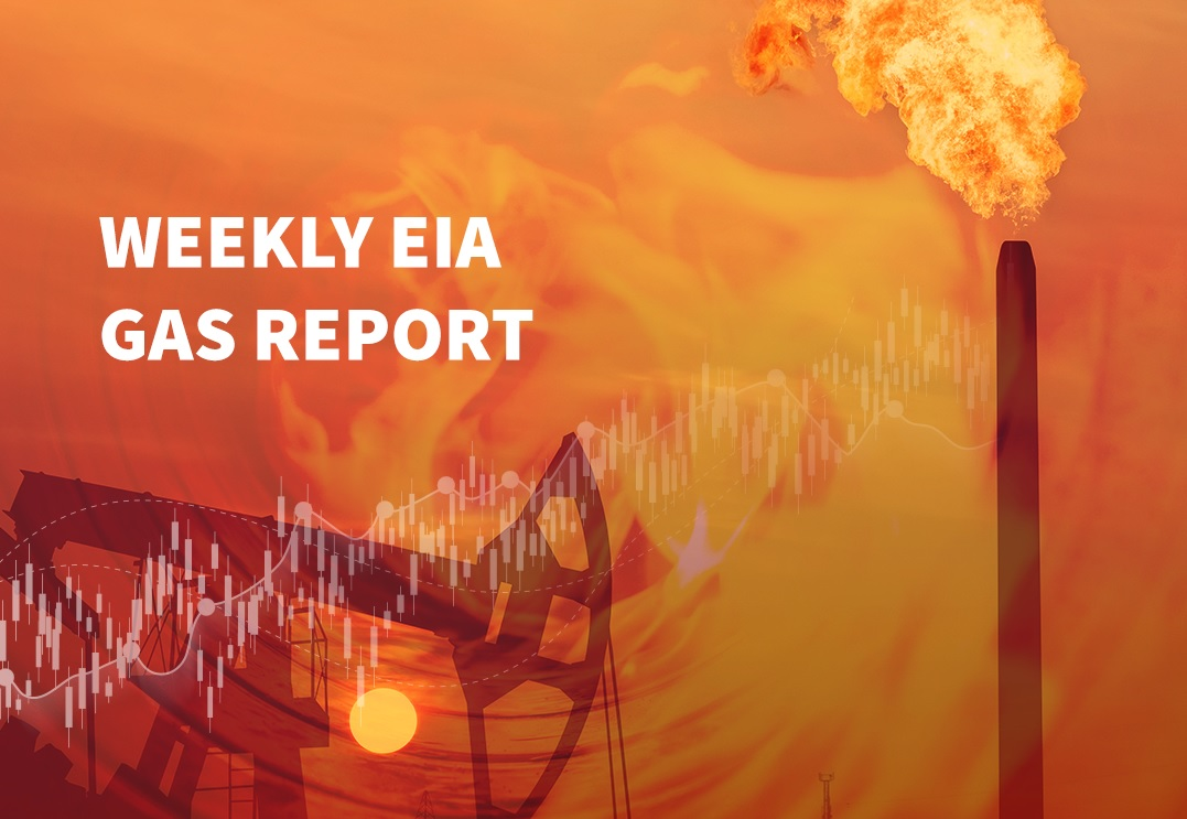 Weekly Natural Gas EIA Storage Report for May 21st