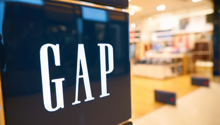 Gap's sales returned to pre-pandemic levels