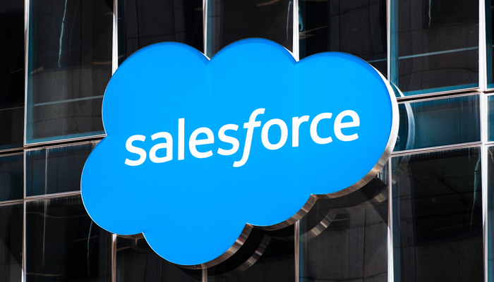 Stronger-than-expected Q1 earnings for Salesforce