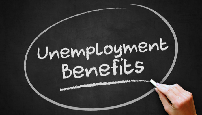 Surprising rise in unemployment claims