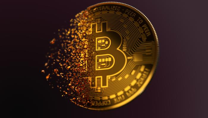 Bitcoin erases all 2021 gains