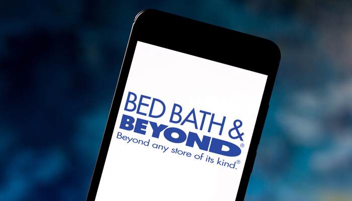 Promising figures for Bed Bath & Beyond