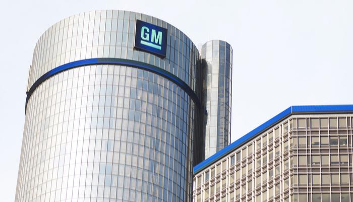 General Motors vehicle sales surged in Q2