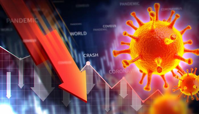 The pandemic wreaks havoc over the world economies - Market Overview