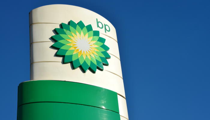 Stronger-than-forecasted quarterly figures for British Petroleum