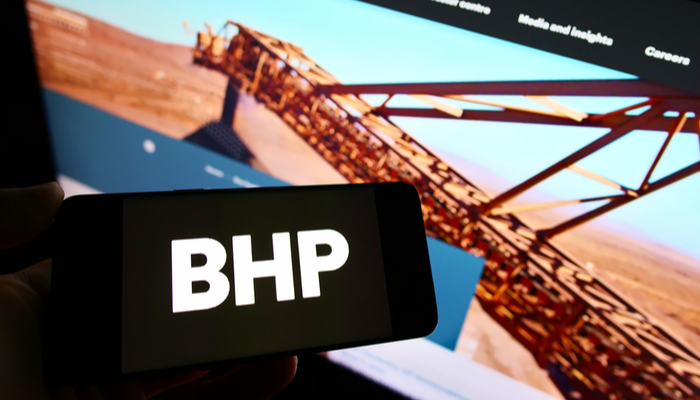 BHP Group swiftly move from the petroleum business