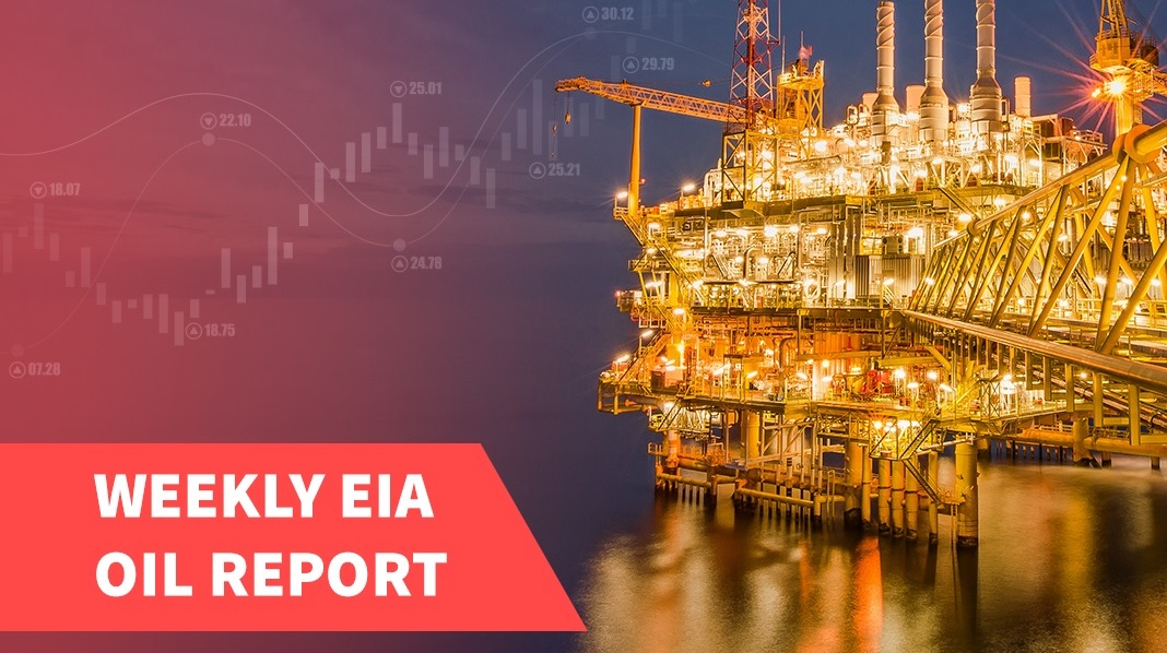 Weekly EIA Oil Report – August 18th