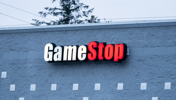 A new record for GameStop